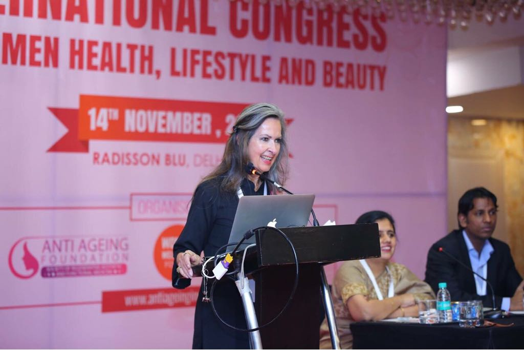Anti Ageing Foundation : Society of Regenerative Aesthetic and Functional Medicine